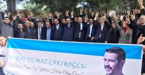 Fırat Yılmaz Çakıroğlu Antalya'da anıldı