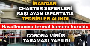 İran'dan Charter seferleri başlayan...