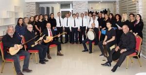 Manavgat Adliyesi müzik korusu konsere hazırlanıyor