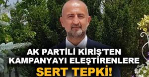 Ak Partili Kiriş#039;ten kampanyayı...