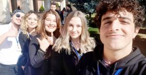 AÜ İletişim Fakültesi öğrencileri ödüllerle döndü