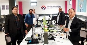 Antalya Teknokent 'solunum cihazı çoklayıcısı' üretti