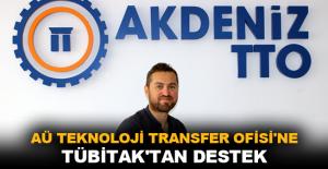 AÜ Teknoloji Transfer Ofisi'ne TÜBİTAK'tan destek