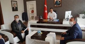 Başkan Doğan, kapalı esnaf için destek istedi