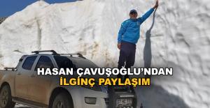 Hasan Çavuşoğlu, yollar kapalı dedi