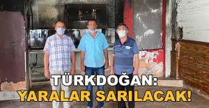 Mustafa Türkdoğan: Yaralar sarılacak