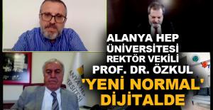 Alanya HEP Üniversitesi Rektör Vekili...