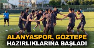 Alanyaspor, Göztepe hazırlıklarına başladı