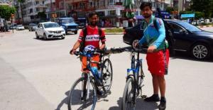 Bisikletle Türkiye...