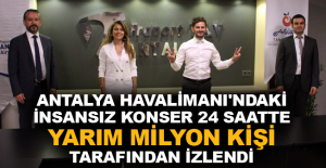 'İnsanların Antalya'yı hayal etmelerini istiyoruz'