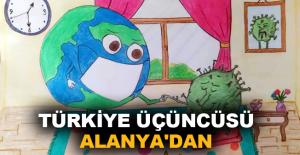 Türkiye üçüncüsü Alanya'dan