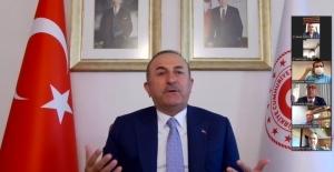 """Çavuşoğlu: """"Uluslararası ticaretin önündeki engeller kaldırılmalı"""""""