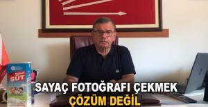 SAYAÇ FOTOĞRAFI ÇEKMEK ÇÖZÜM...