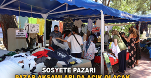 Sosyete Pazarı, pazar...