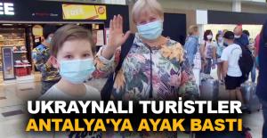 Ukrayna-Türkiye arası uçuşlar başladı
