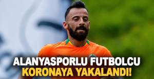 Alanyaspor'lu futbolcu Siopis, Pozitif çıktı