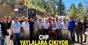 CHP, yaylalara çıkıyor