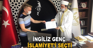İngiliz genç İslamiyet'i seçti