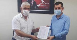 Türkdoğan mazbatasını aldı
