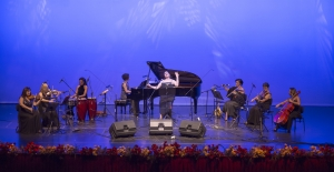 """""""Allegra Ensemble"""" ile Cumhuriyet Bayramı coşkusu"""