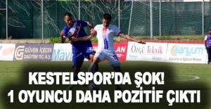 Kestelspor'da şok! 1 oyuncu daha pozitif çıktı