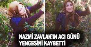 Nazmi Zavlak#039;ın acı günü!...