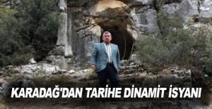 Karadağ'dan tarihe dinamit isyanı