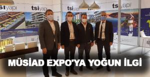 MÜSİAD EXPO'ya Yoğun İlgi