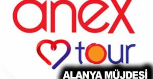 Anex'ten Alanya müjdesi