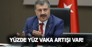 Bakan Koca, Antalya'yı uyardı: Yüzde yüz vaka artışı var!