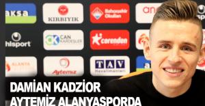 Damian Kadzior Aytemiz Alanyasporda