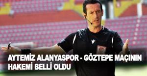 Aytemiz Alanyaspor - Göztepe maçının...