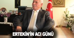 Ertekin'in acı günü