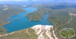 Manavgat Barajından...