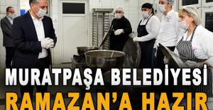 Muratpaşa Belediyesi Ramazan#039;a...