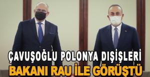 Polonya Dışişleri Bakanı Zbigniew Rau...