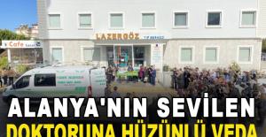 Sevilen Doktor Aliye Aydoğan#039;a...