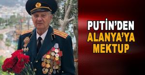 Putin'den Alanya'ya...