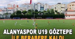 Alanyaspor U19 Göztepe...