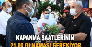 ATSO Başkanı Çetin:...
