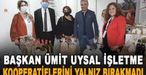 Başkan Uysal, Adana'da düzenlenen kooperatifler...