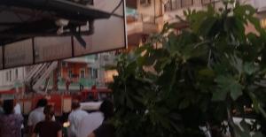 Alanya#39;da otel yangını