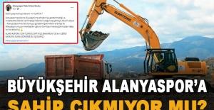 Büyükşehir Alanyaspor#039;a Sahip...