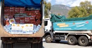Başkan Yücel'den Kastamonu'ya yardım desteği