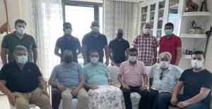 Türkdoğan'dan Yıldız'a ziyaret