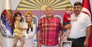 Ahmet Bebekle ilgili müjdeyi Başkan Şahin verdi