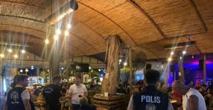 Alanya'da polisten huzur ve güven denetimi