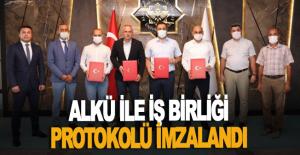 ALKÜ ile iş birliği protokolü imzalandı