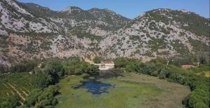 Antalya'nın içme suyu kaynağında korkutan...