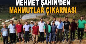 Mehmet Şahin'den mahalle sakinlerine destek sözü